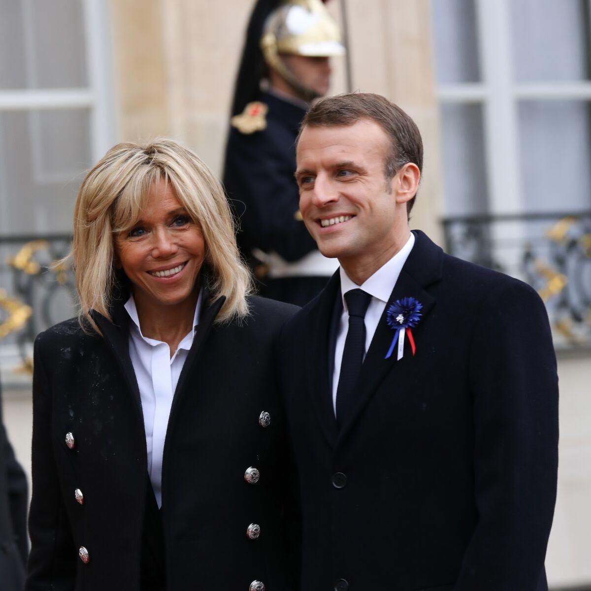 Le Jour Ou Une Femme A Pris Brigitte Macron Pour La Mere D Emmanuel Macron Femme Actuelle Le Mag
