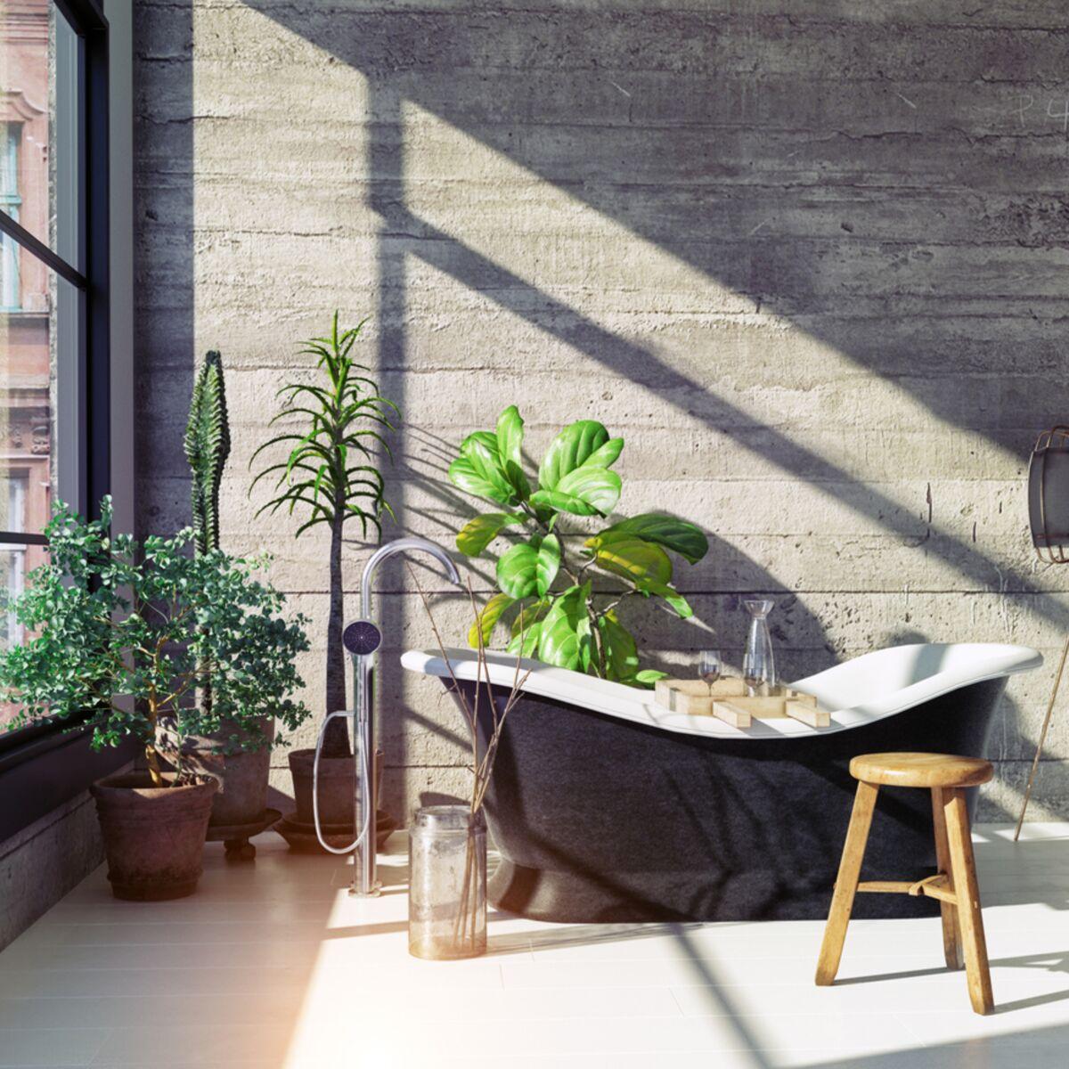 Salle De Bain Deco Bambou décoration de salle de bains : comment choisir le bon style