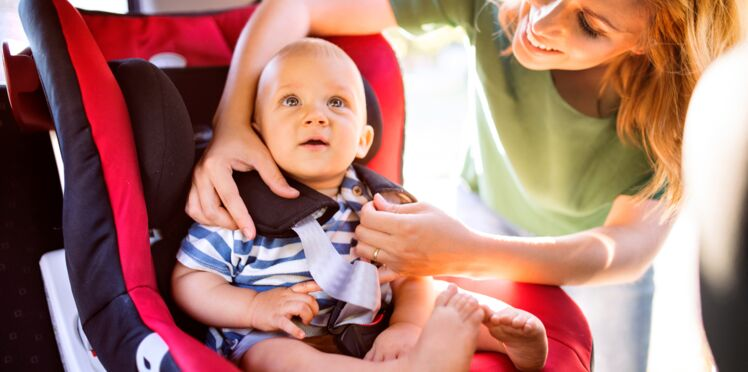 5 erreurs à éviter quand on installe son enfant dans un siège-auto
