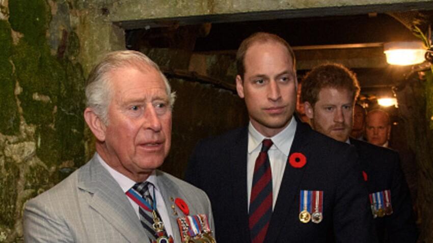 Famille royale : William révèle ce qu'il reproche à son père, le prince Charles
