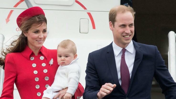 Photo - Le prince Louis est le portrait craché de sa mère, Kate Middleton, au même âge