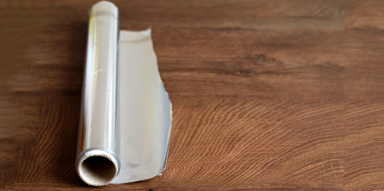 10 utilisations insolites du papier aluminium
