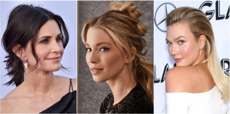 20 idées coiffure spécial cheveux fins