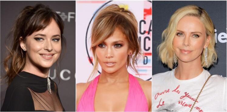 8e1678625a8102 20 coupes et coiffures de stars idéales pour l hiver   Femme ...