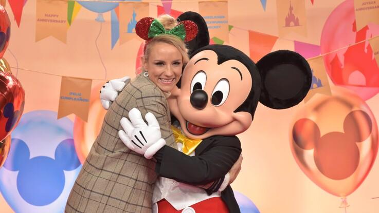 Photos - Elodie Gossuin et son mari, Bertrand Lacherie, plus amoureux que jamais pour fêter les 90 ans de Mickey à Disneyland Paris