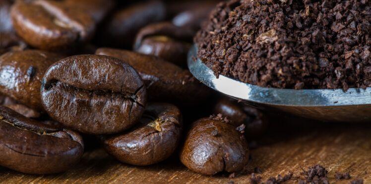 Marc de café, 4 façons de l'utiliser en beauté