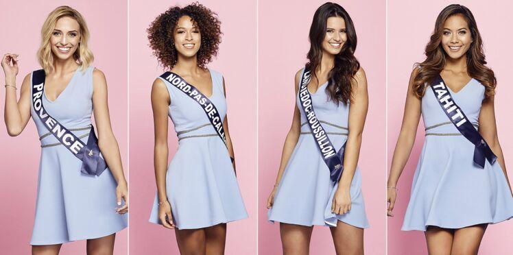 Photos – Miss France 2019 : découvrez les portraits officiels des 30 candidates !