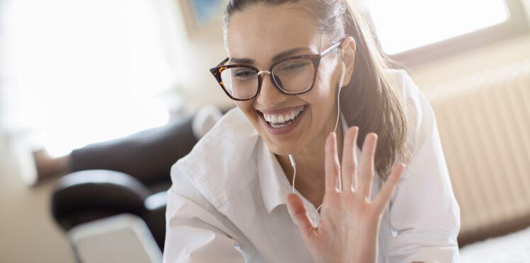 5 astuces pour être belle sur Skype et FaceTime