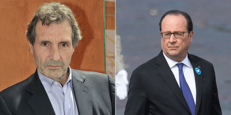 Jean-Jacques Bourdin dézingue François Hollande en direct
