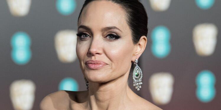 Photos - Angelina Jolie profite d'un moment de détente avec ses enfants en attendant le procès de son divorce d'avec Brad Pitt