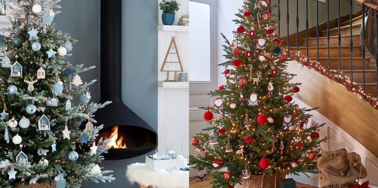 Sapin de Noël : notre sélection 2018 des plus belles décorations