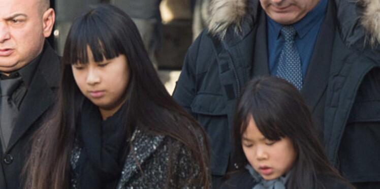 """Photos – Jade Hallyday exprime son soutien à sa mère Laeticia face aux """"mensonges"""""""
