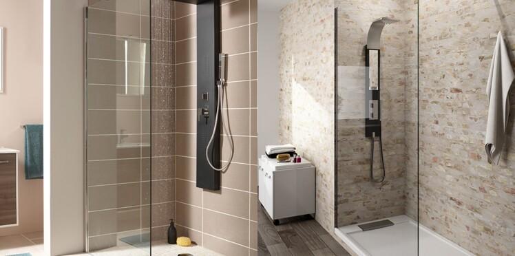 Douche à l\'italienne ou douche classique : laquelle choisir ...