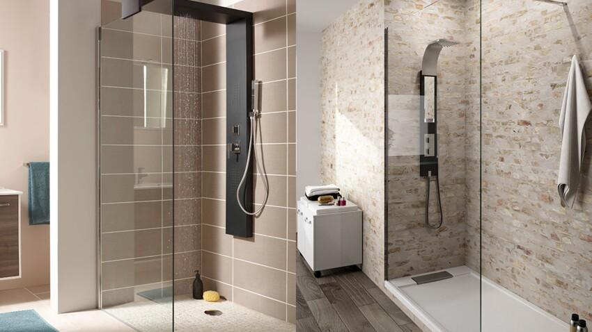 Douche à l'italienne ou douche classique : laquelle choisir ?