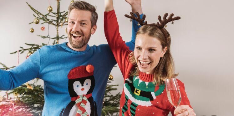 Pull de Noël : quand il se met à devenir tendance (et toujours aussi drôle !)