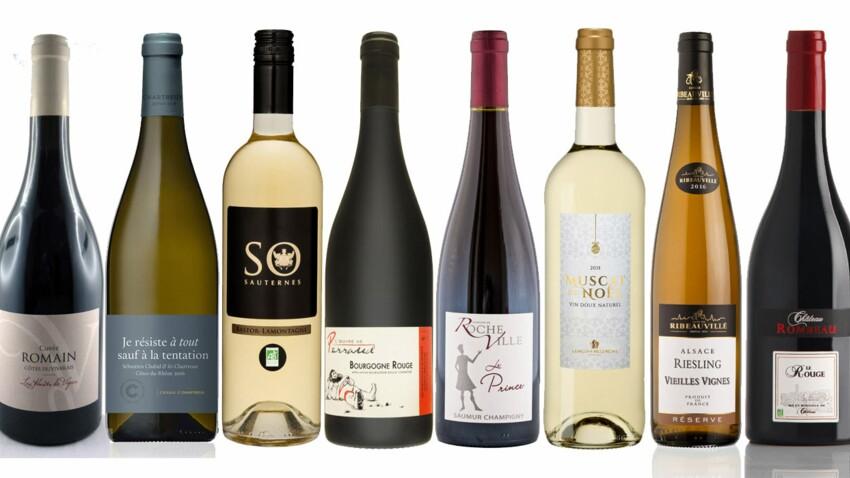 Nos 12 vins préférés à servir pour Noël