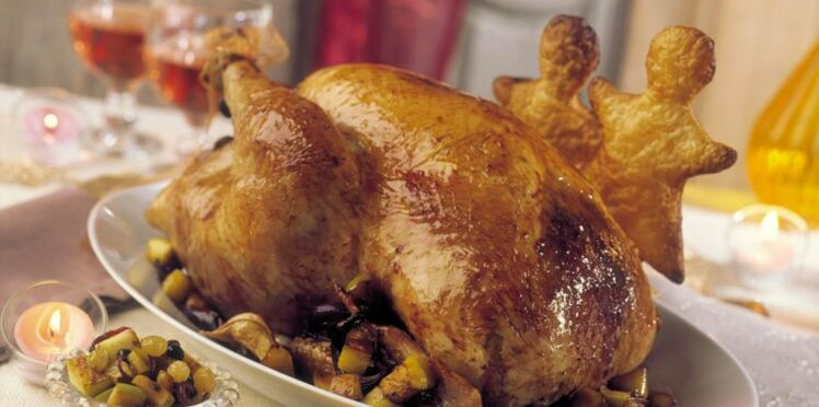 L'erreur que l'on fait tous en cuisant sa volaille à Noël !