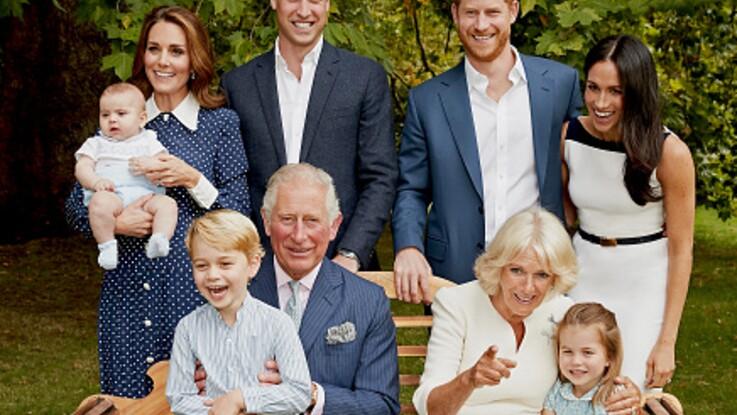 Pourquoi la famille royale est hilare sur la photo officielle du clan Windsor