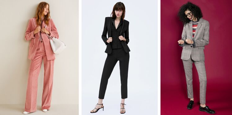 Tailleur pantalon tendance : toutes les nouveautés pour être chic et branchée