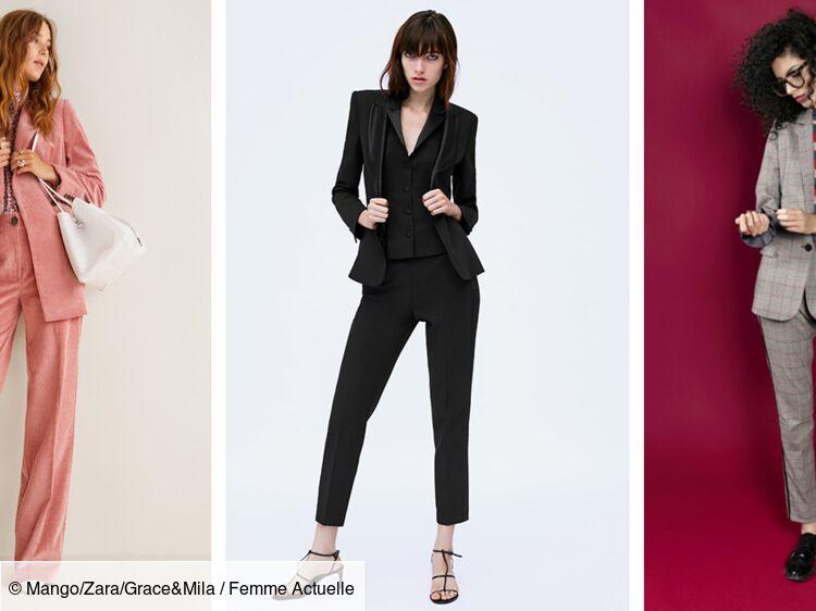 Tailleur pantalon tendance : toutes les nouveauté