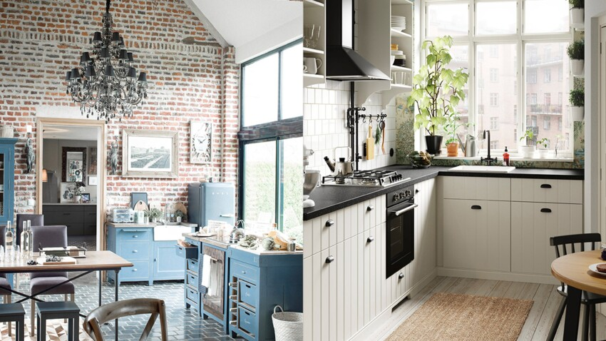 4 idées déco pour une cuisine originale