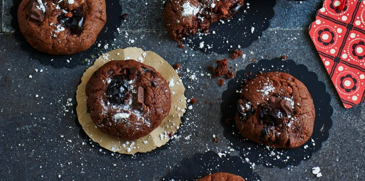 Cookies façon forêt noire