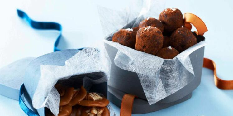 50 recettes de mignardises pour Noël