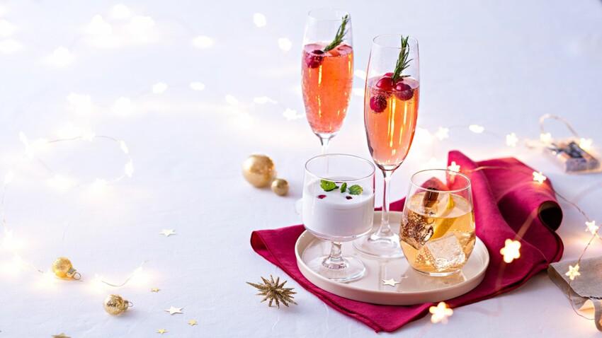 Boisson de Noël : nos recettes de cocktails pour les fêtes