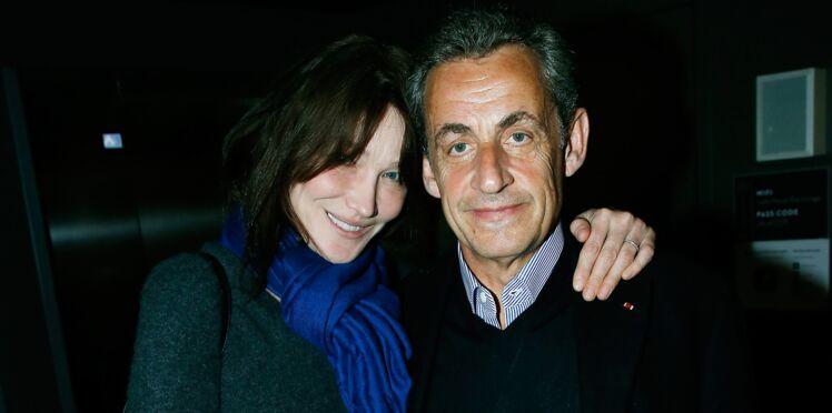 Carla Bruni-Sarkozy : cet homme qu'elle aurait oublié grâce à son histoire d'amour avec Nicolas Sarkozy