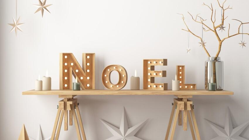 Bricolage de Noël : 13 idées déco faciles et naturelles