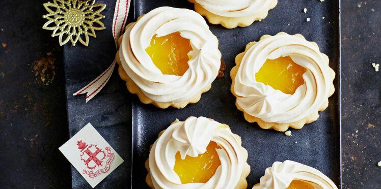 Sablés de Noël façon tartes au citron