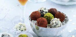 Nos meilleures recettes de truffes au chocolat