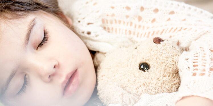 Apnée du sommeil : ça touche aussi les enfants !