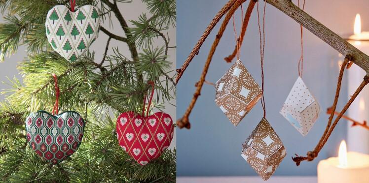4 déco de Noël à faire à la maison pour avoir un sapin original