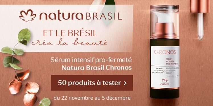 Testez le Sérum Intensif Pro-Fermeté de Natura Brasil