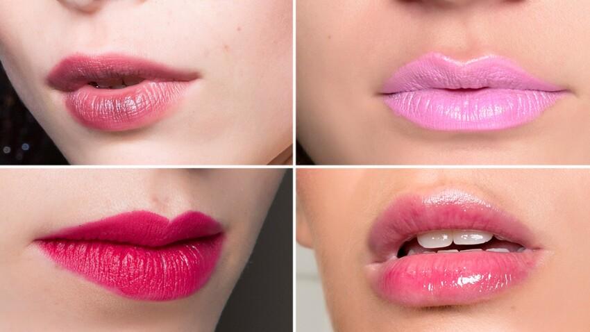 Maquillage : quelle nuance de rose pour mes lèvres ?