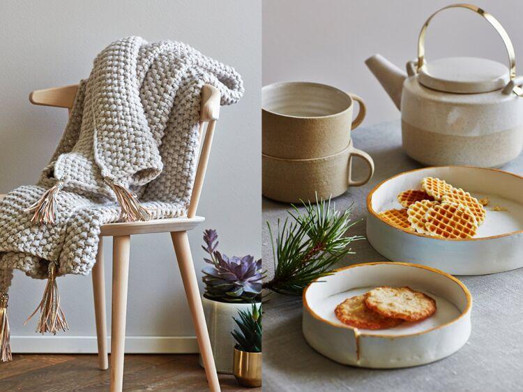d co scandinave 5 id es de cadeaux de no l fait maison femme actuelle le mag. Black Bedroom Furniture Sets. Home Design Ideas