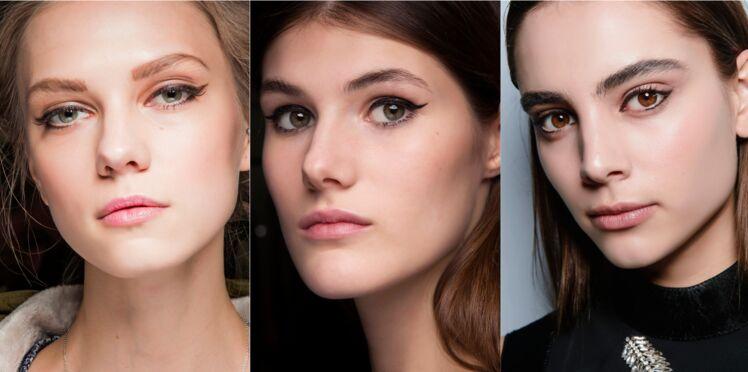 3 façons de porter un eyeliner noir