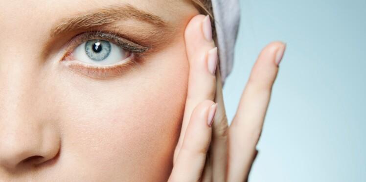 Soins contour des yeux massants : la sélection de la rédac