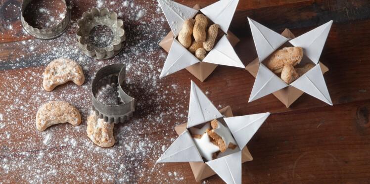 6 idées de paquets cadeaux fait main