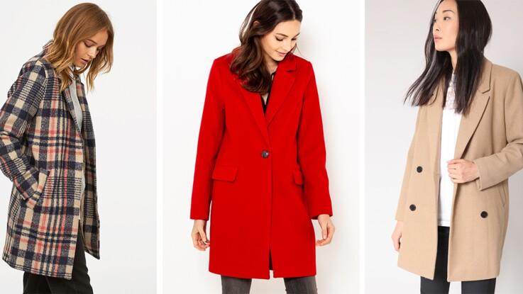f26821fd2 Les manteaux les plus canons de l'hiver à shopper illico ! : Femme ...
