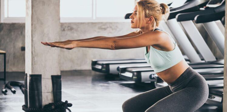 5 types de squats pour avoir de belles fesses