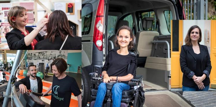 Créatrices d'entreprises: elles font de leur handicap une force