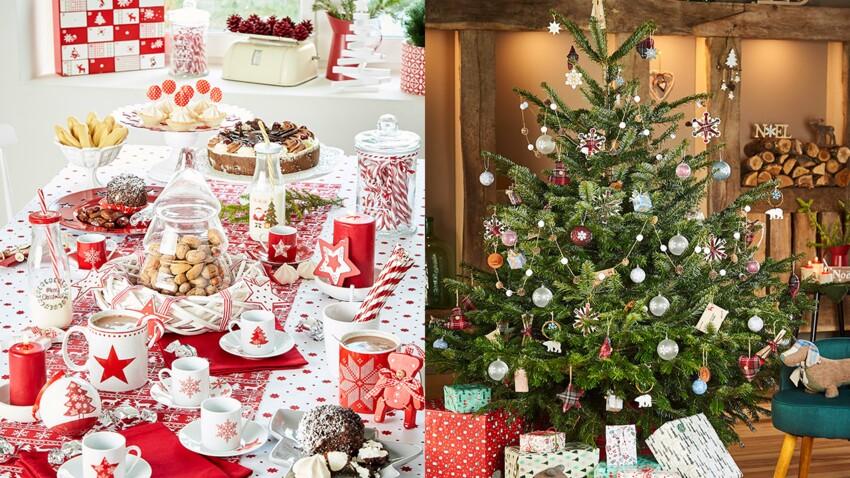 Gifi : 20 déco de Noël à petits prix pour toute la maison