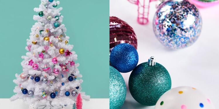 Sapin de Noël original : notre sélection de décorations qui changent