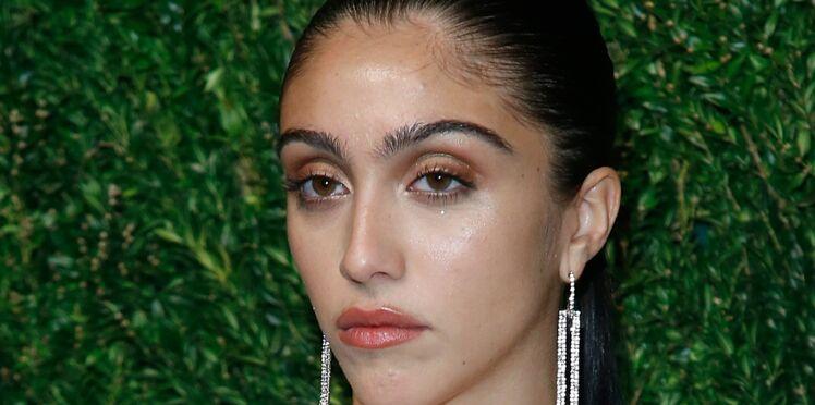 Madonna : à moitié blonde, sa fille Lourdes devient son sosie