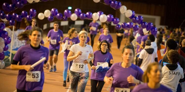 La nuit des relais, la course solidaire de la Fondation des femmes contre les violences