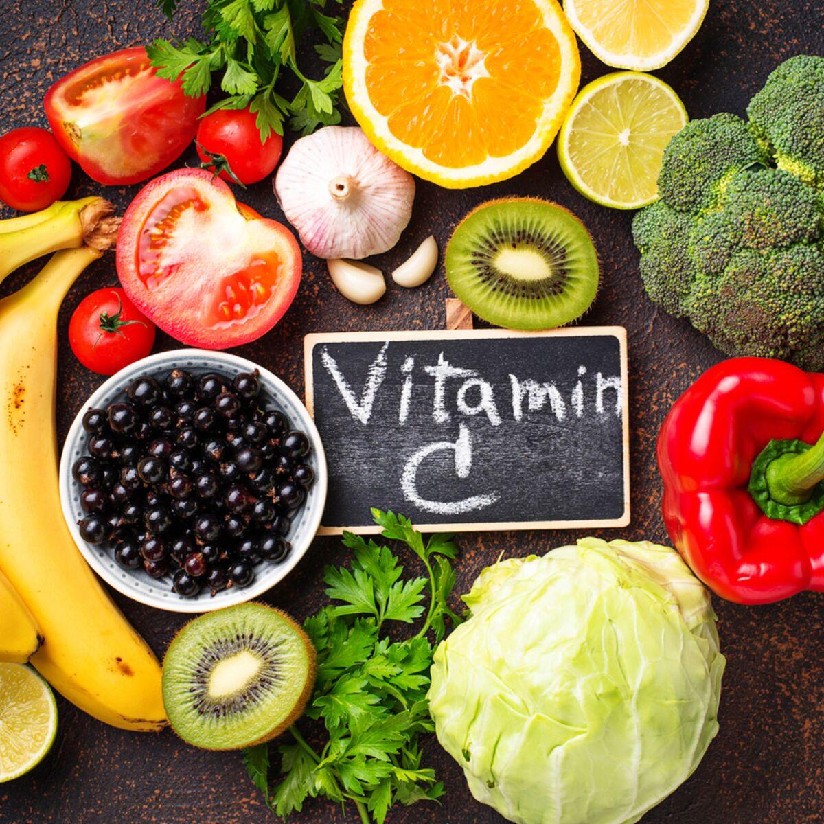 Top 10 des aliments les plus riches en vitamine C : Femme Actuelle ...