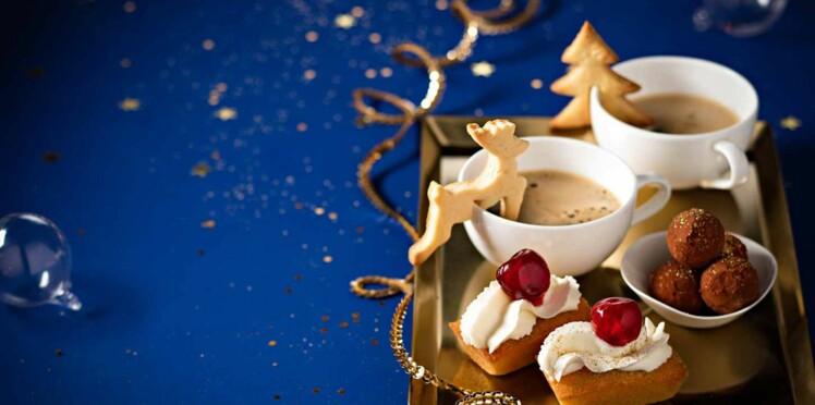 Nos recettes et conseils pour un café gourmand de Noël
