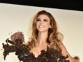 Photos - Miss Univers 2018 : Eva Colas dévoile son costume national très étonnant, en hommage à l'équipe de France de football